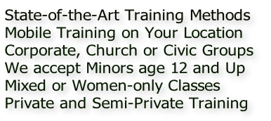 State-of-the-Art Training Methods